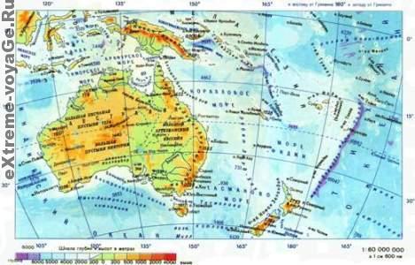 Общие сведения: Австралия