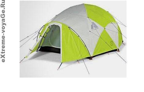 Палатку First Ascent Katabatic оценили в National Geographic