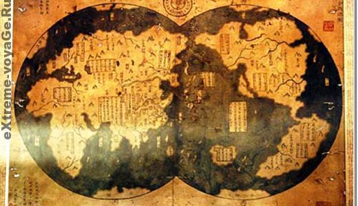 Колумб плыл в Америку по картам Ордена Тамплиеров?