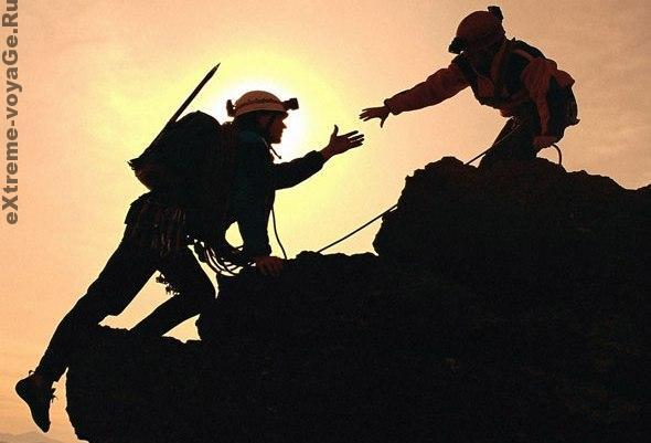 Как ходить по горам и пересеченной местности
