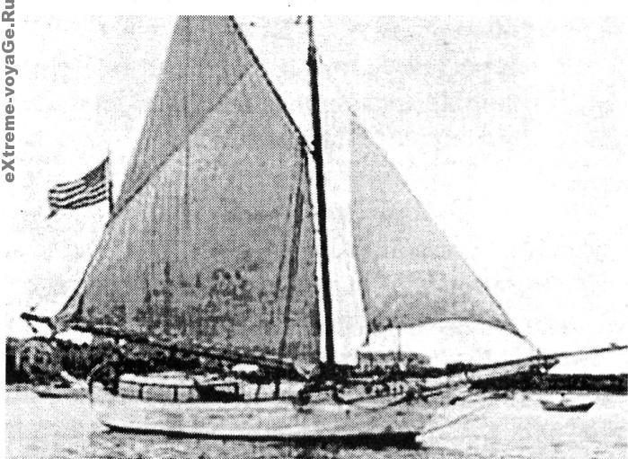 Яхта Спрей Джошуа Слокама