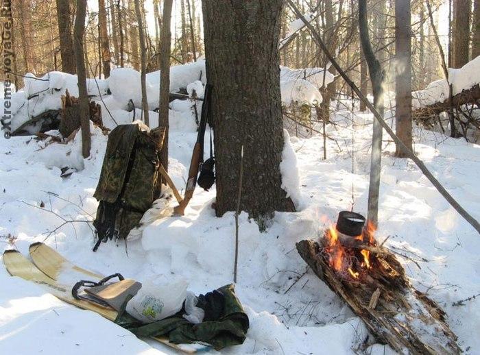 Как выбрать провиант для автономного зимнего похода