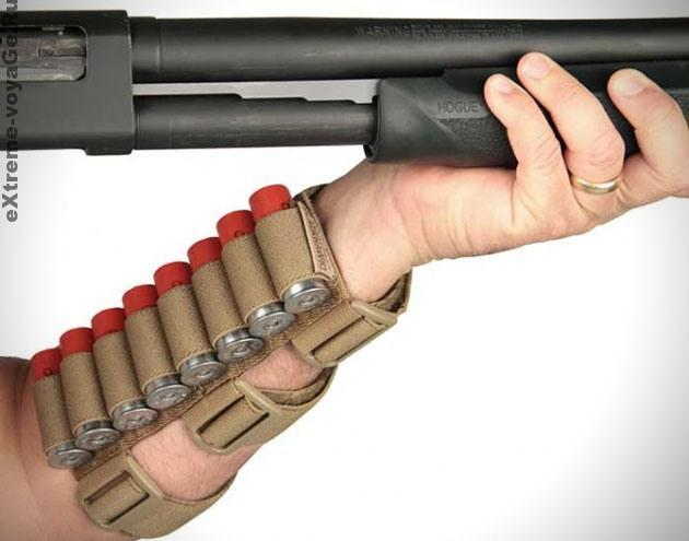 Охотничий патронташ на руку Blackhawk Pro (Черный ястреб)