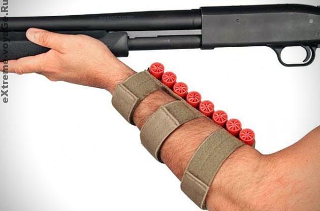 Наручный патронташ Blackhawk Pro