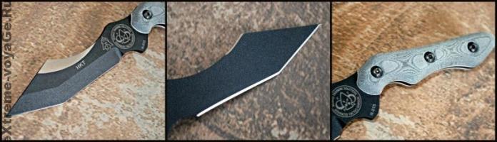 Боевой нож HKT