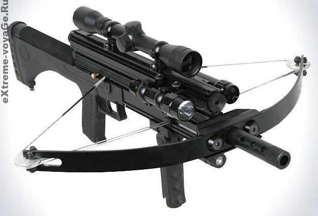 Снайперский многозадачный тактический арбалет M4 180lb