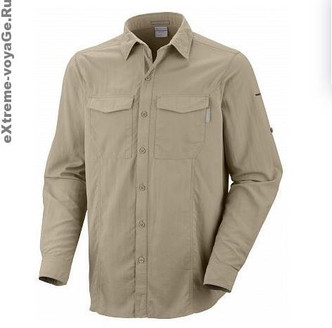Рубашка с защитой от комаров Columbia Insect Blocker