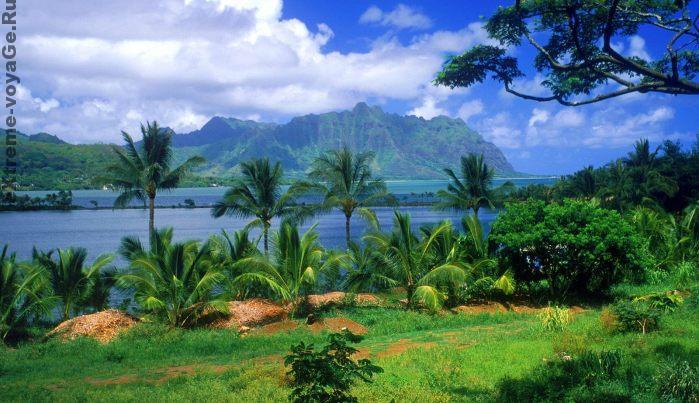 Гавайские острова (Тихий океан, США)