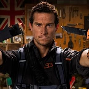 Bear Grylls Ultimate Pro Fixed Blade: нож выживания от Gerbe...