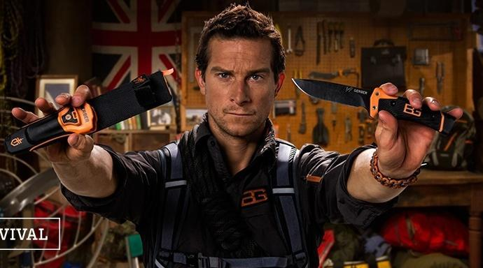 Bear Grylls Ultimate Pro Fixed Blade: нож выживания от Gerber