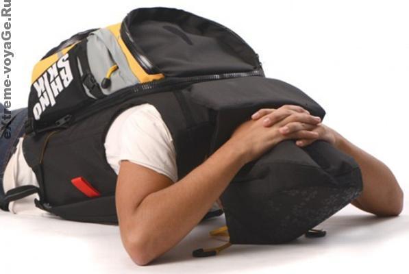 Кевларовый рюкзак – бронежилет с капюшоном Rhino Skin