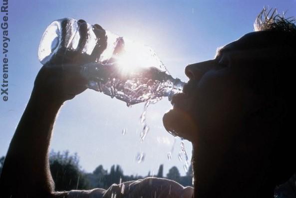 Очистка и обеззараживание воды подручными способами
