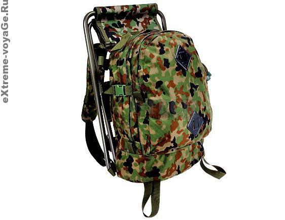 """Рюкзак Eciton-I Stool Backpack цвета """"хаки"""""""