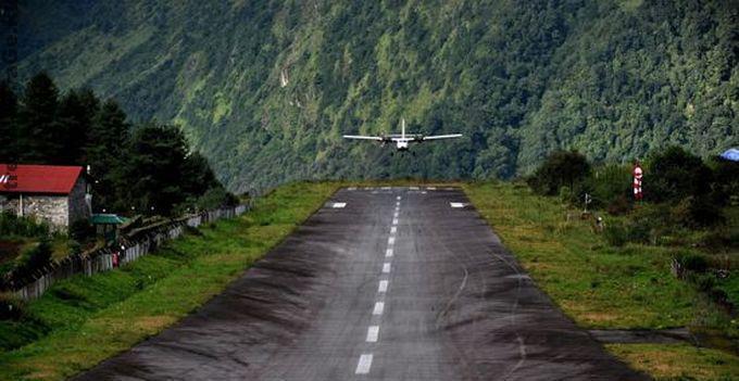 Непал: горный экстрим – аэропорт Tenzing-Hillary (Лукла)