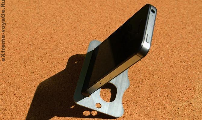 Tuls Stan как подставка для смартфона