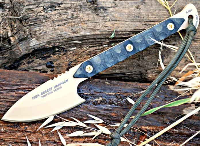 Метательный нож-гарпун High Desert Harpoon для выживания