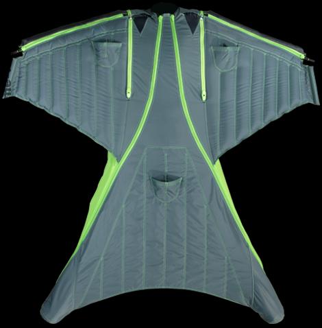 Костюм-крыло: универсальный базовый вингсьют Swift