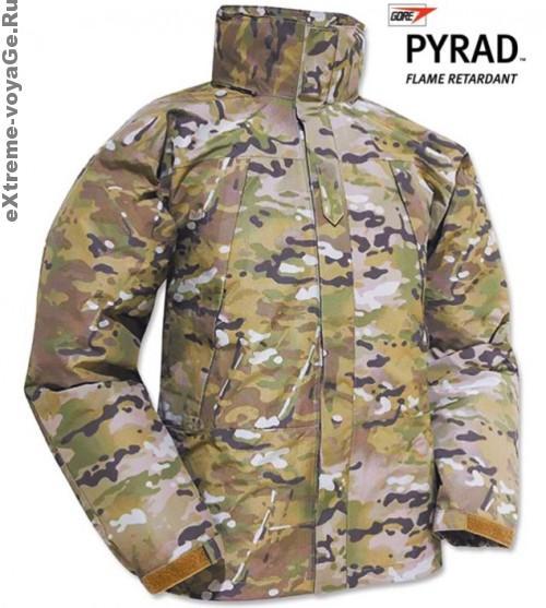 Всепогодный огнеупорный походный костюм WL Gore