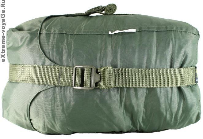 Tactical Assault Systems T-1 Sleeping Bag: вид сверху