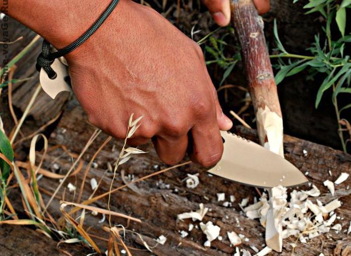 Изготовление наконечника (кола или копья) при помощи High Desert Harpoon