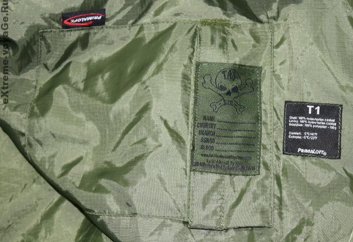 Tactical Assault Systems T-1 Sleeping Bag лейба
