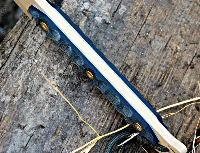 Толщина ножа High Desert Harpoon