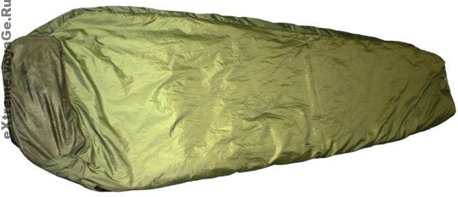 Спальный мешок T-1 в развернутом состоянии