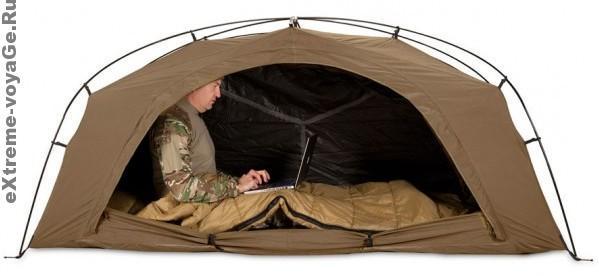 Одноместная палатка армейского образца Nemo ALCS 1P SE
