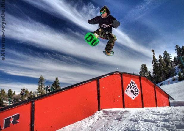 Двойной сноуборд Dual Snowboards: больше экстрима и свободы!