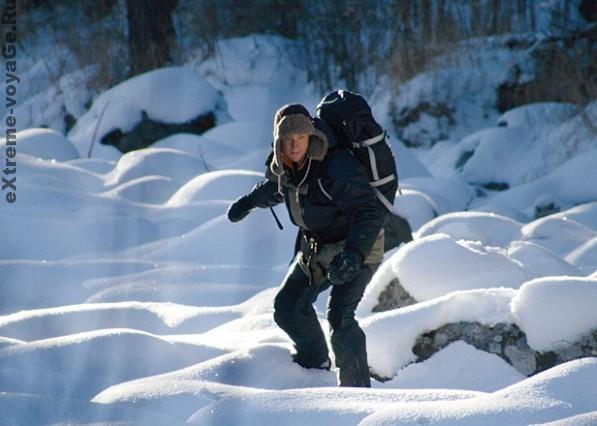 Школа выживания: как выжить в лесу зимой