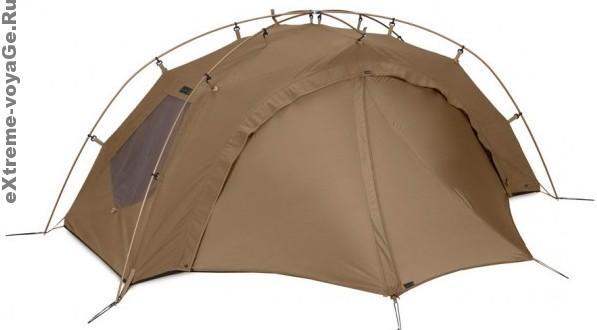 Одноместная палатка с тамбуром Nemo ALCS 1P SE