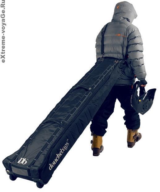 Багажная сумка для лыж, сноуборда и серфа Douchebag