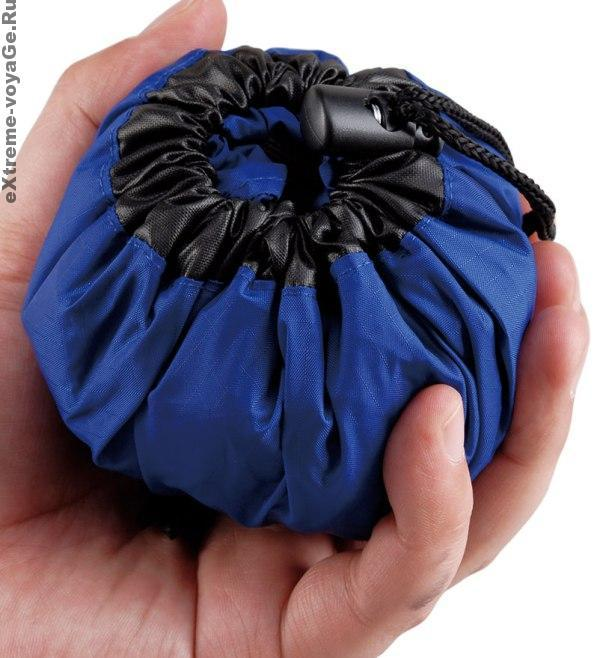 Легкий карманный мини рюкзак AceCamp Easy Backpack