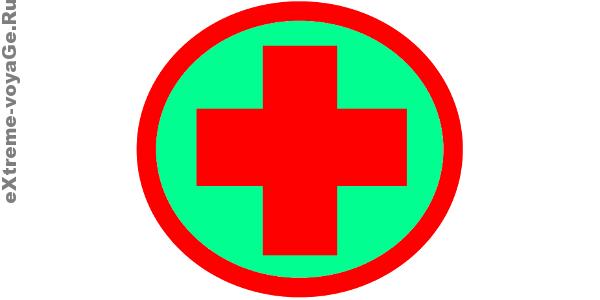 Оказание первой медицинской помощи в походе: ранения и ожоги
