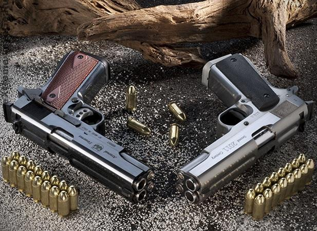 Пистолет двустволка AF2011-A1