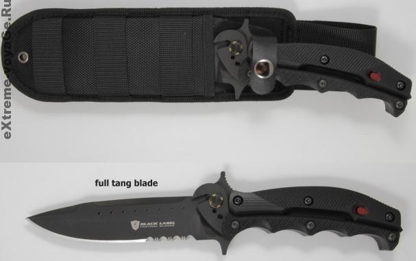 Нож - мультитул для выживания Browning Trip Wire