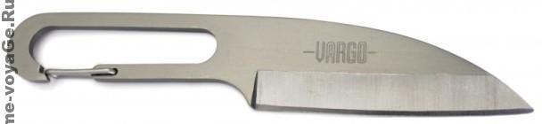 Титановый нож туриста Titanium Wharn-Clip Knife