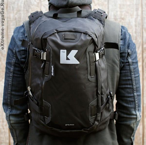 Рюкзак для байкеров Kriega BackPack R20