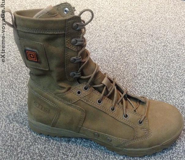 Тактические ботинки для джунглей 5.11 Tactical Jungle Boot