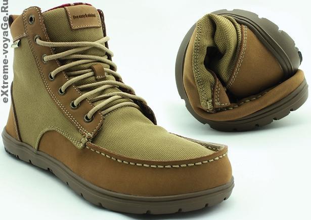 Складные трекинговые ботинки Boulder Boot