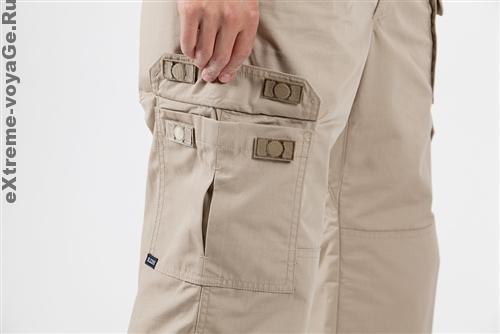 Комплект бесшумных застежек MRK 511 для тактической одежды