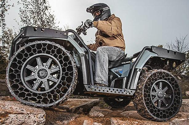 Спортивный квадроцикл - мотовездеход Sportsman WV850