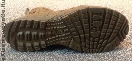 Протектор военных ботинок с дышащей технологией 5.11 Tactical Jungle Boot
