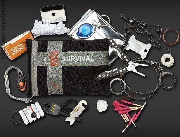 8.Комплект выживания Bear Grylls Ultimate Kit