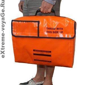 SOS 2 Person Life Raft в переносной сумке