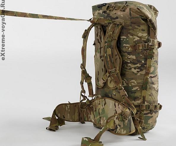 Водонепроницаемый рюкзак – спасательный буй DryPack 70