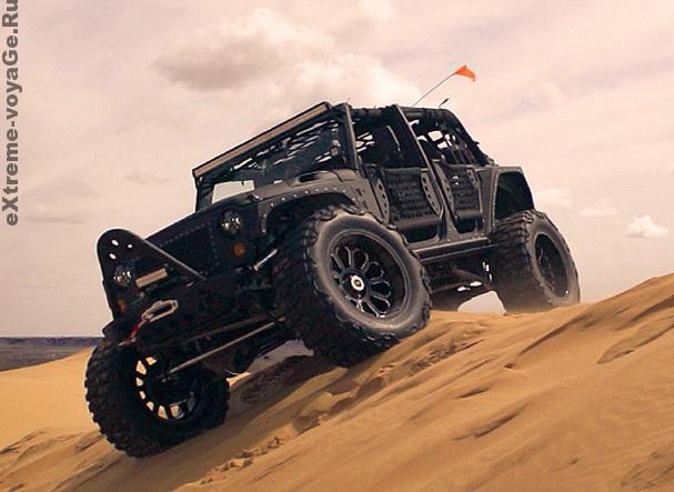 Бронированный джип Full Metal Jacket Jeep