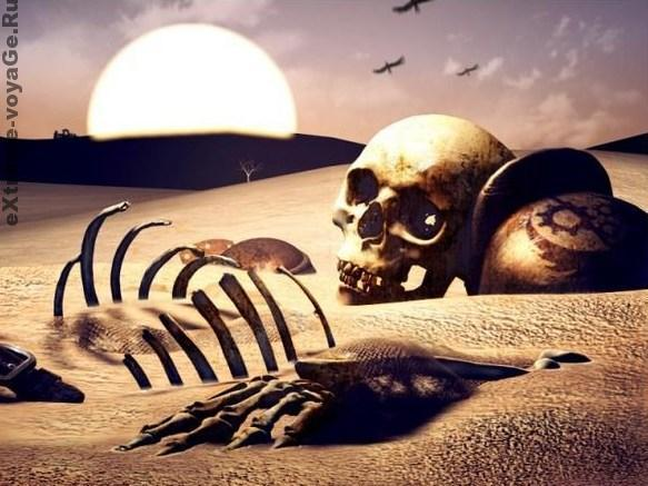 Долина Смерти: выживут не все