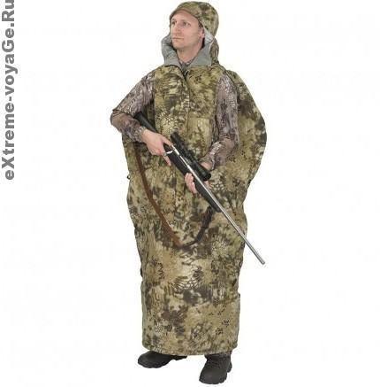Защитный тактический плащ Thermal Cloak