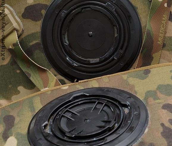 Клапан, который сделает DryPack 70 аварийным буем